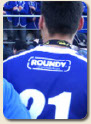 Roundy is proud to sponsor St Pats Town rugby 1st XV